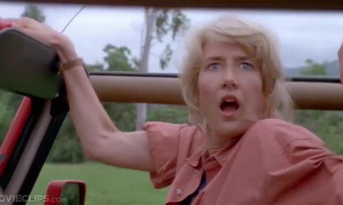 Các cảnh choáng ngợp của khủng long trong loạt phim 'Jurassic Park'