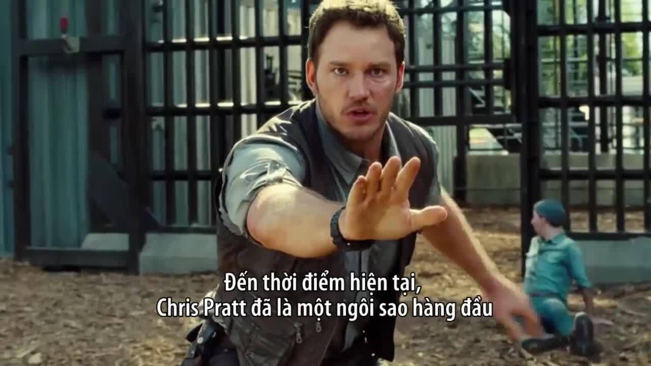 Các vai diễn làm nên tên tuổi Chris Pratt