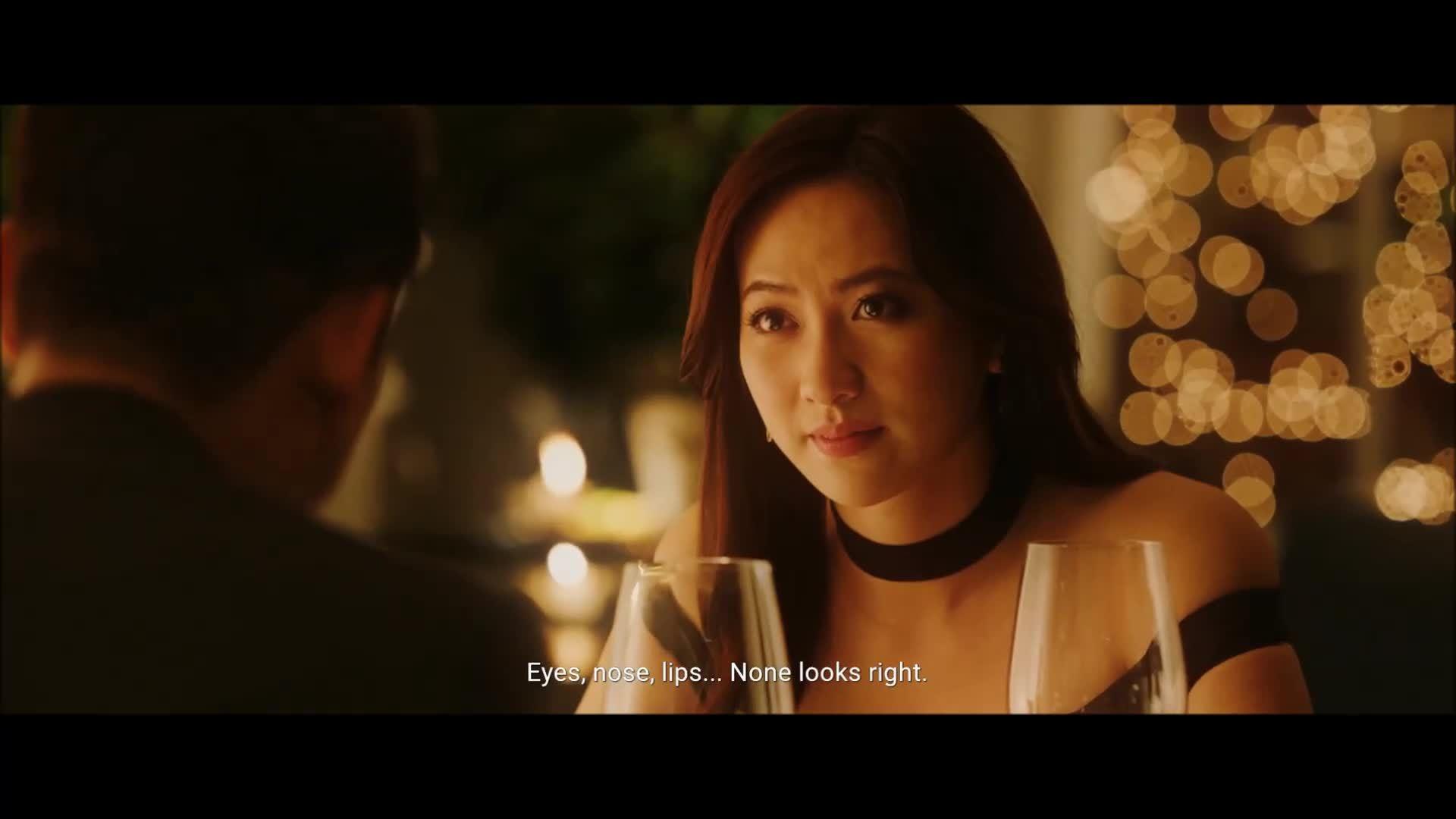 Thái Hòa diễn cảnh ghen với Hứa Vĩ Văn trong phim mới