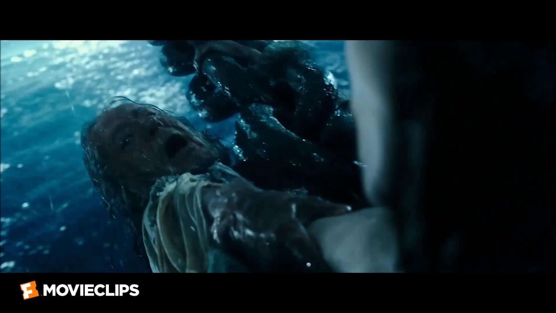 Barbossa chết (Pirates of the Caribbean: Salazar's Revenge)