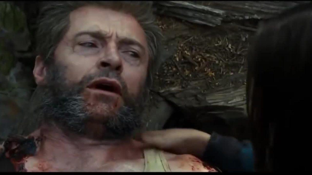 Cảnh Wolverine qua đời trong Logan