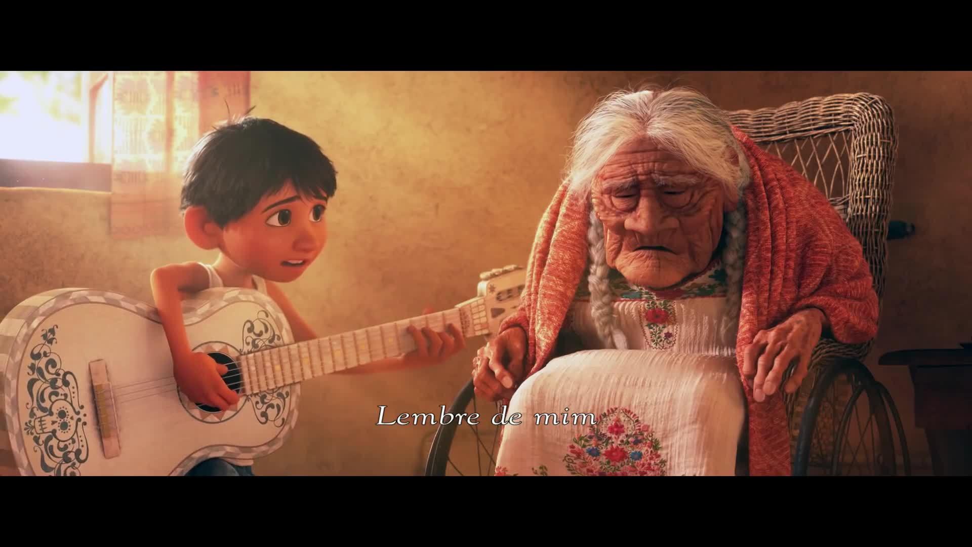 Coco nhớ về cha mình qua bài hát