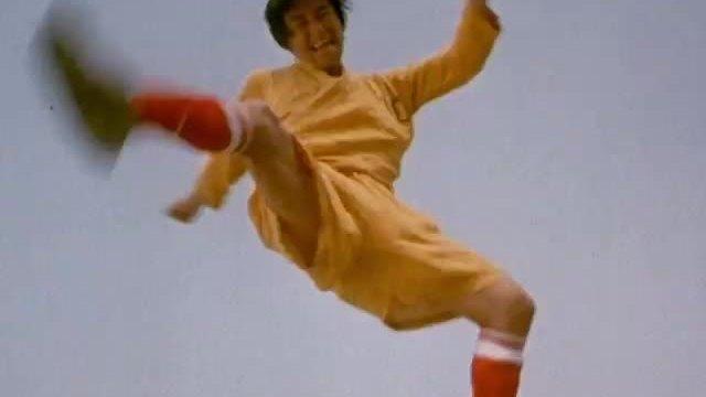 Đội bóng Thiếu Lâm (2001)