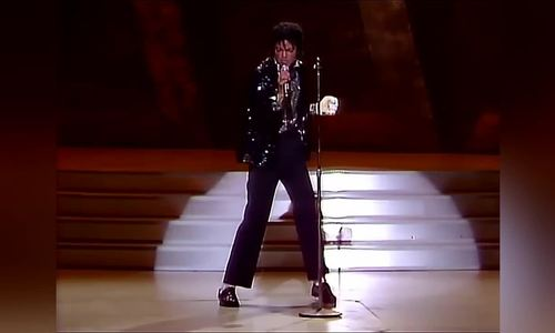 Michael Jackson - Billie Jean (Motown 25)