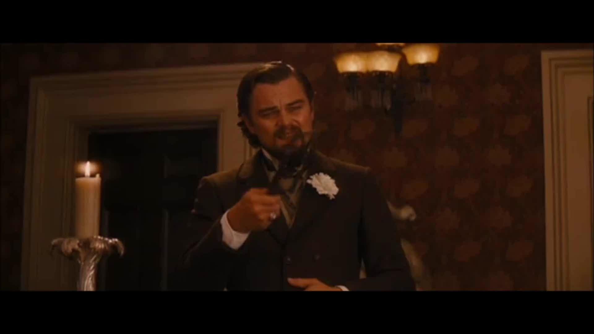 Leonardo DiCaprio Django Unchained