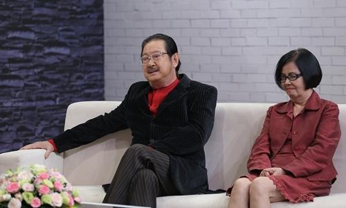 Nghệ sĩ Chánh Tín: 'Khi sa ngã, tôi nhớ về thuở hàn vi cùng vợ'
