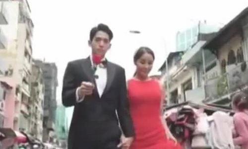 'Hoa hậu World Cup' Hàn Quốc khoe ảnh cưới ở Sài Gòn, Hội An