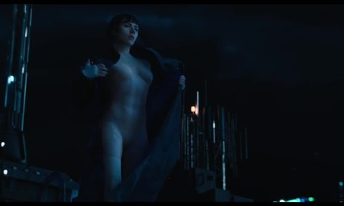 """Trailer """"Ghost in the Shell"""""""