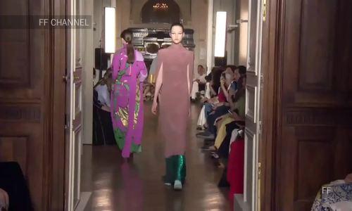 Valentino couture Thu Đông 2018