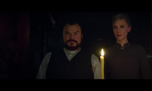 Cate Blanchett và Jack Black đóng phim kinh dị The House with a Clock in Its Walls