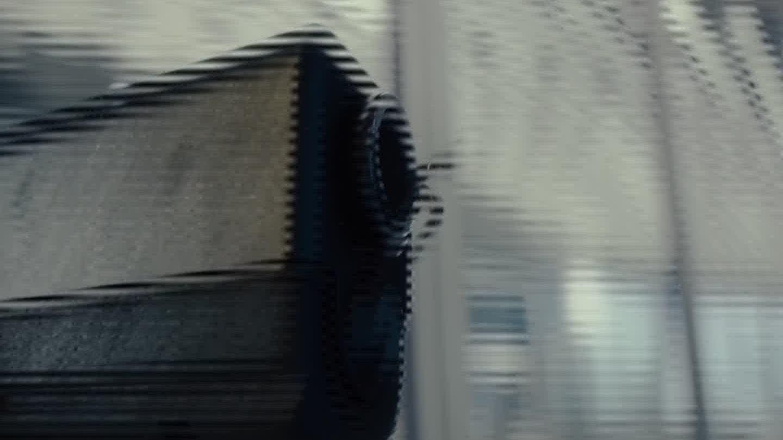 Ant-Man thoát khỏi căn cứ của Yellowjacket (phim Ant-Man)