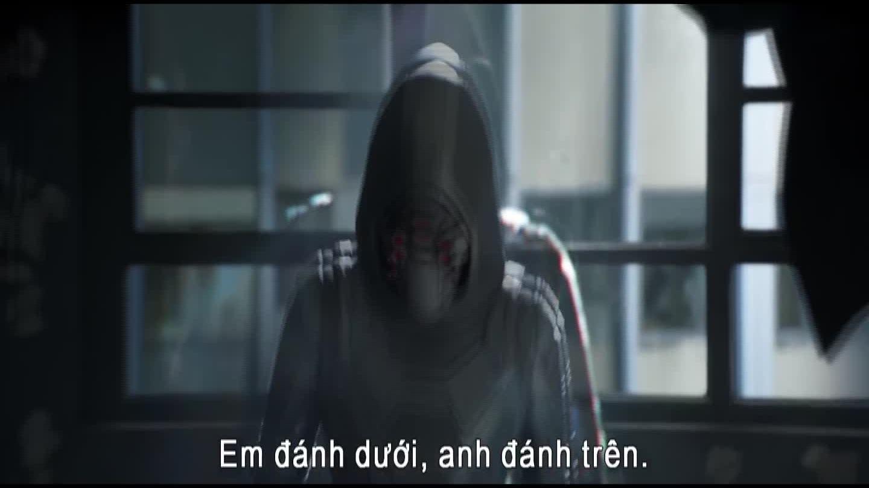 Ant-Man và Wasp lần đầu đấu với Ghost (phim Ant-Man and the Wasp)
