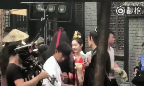 Hai người chết vì hỏa hoạn ở phim trường cổ trang Trung Quốc