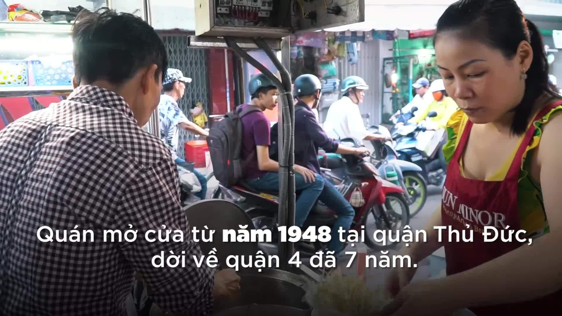 Ba quán lâu đời cho người mê ăn phở ở Sài Gòn