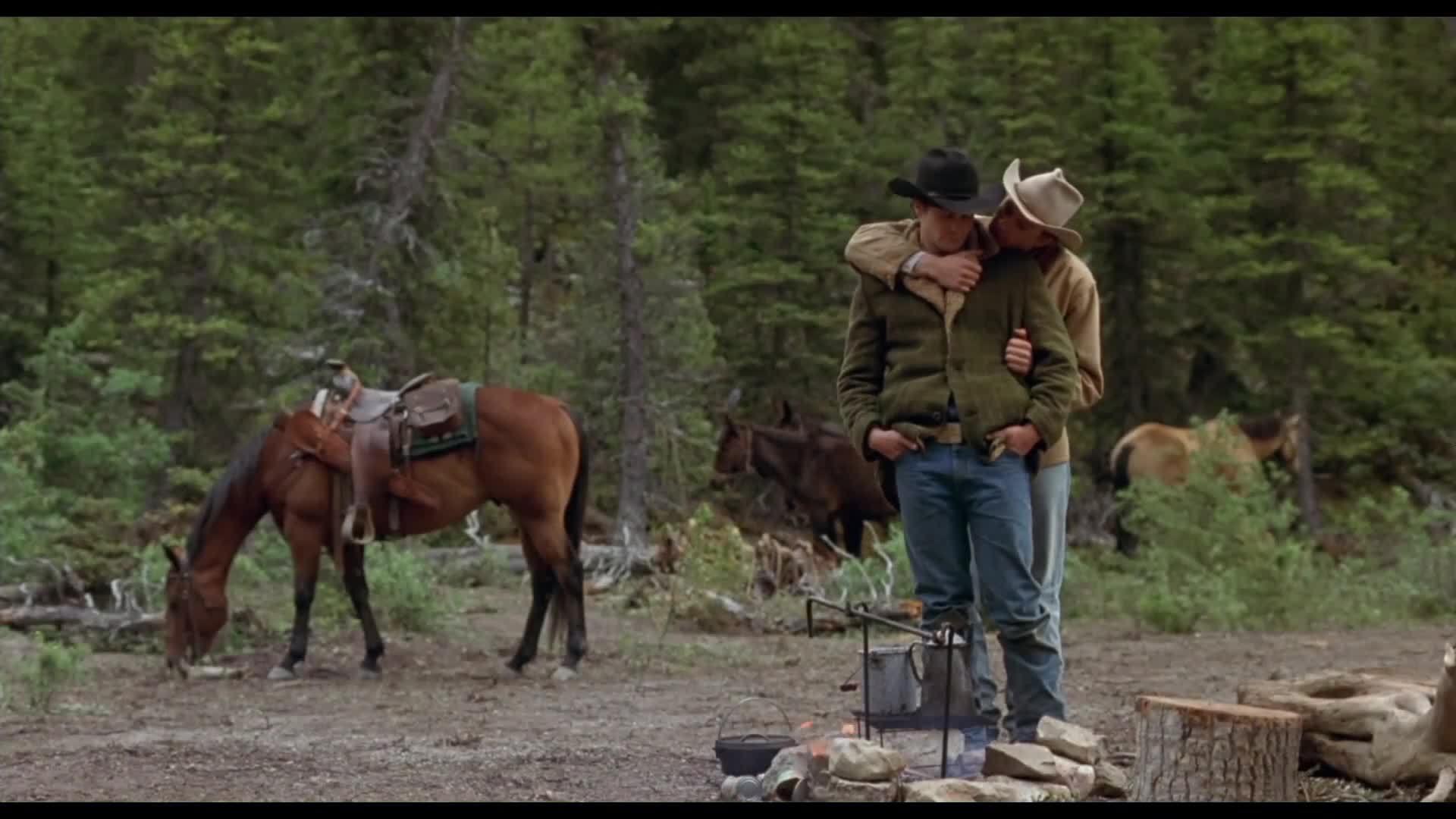 "Trailer ""Brokeback Mountain"""