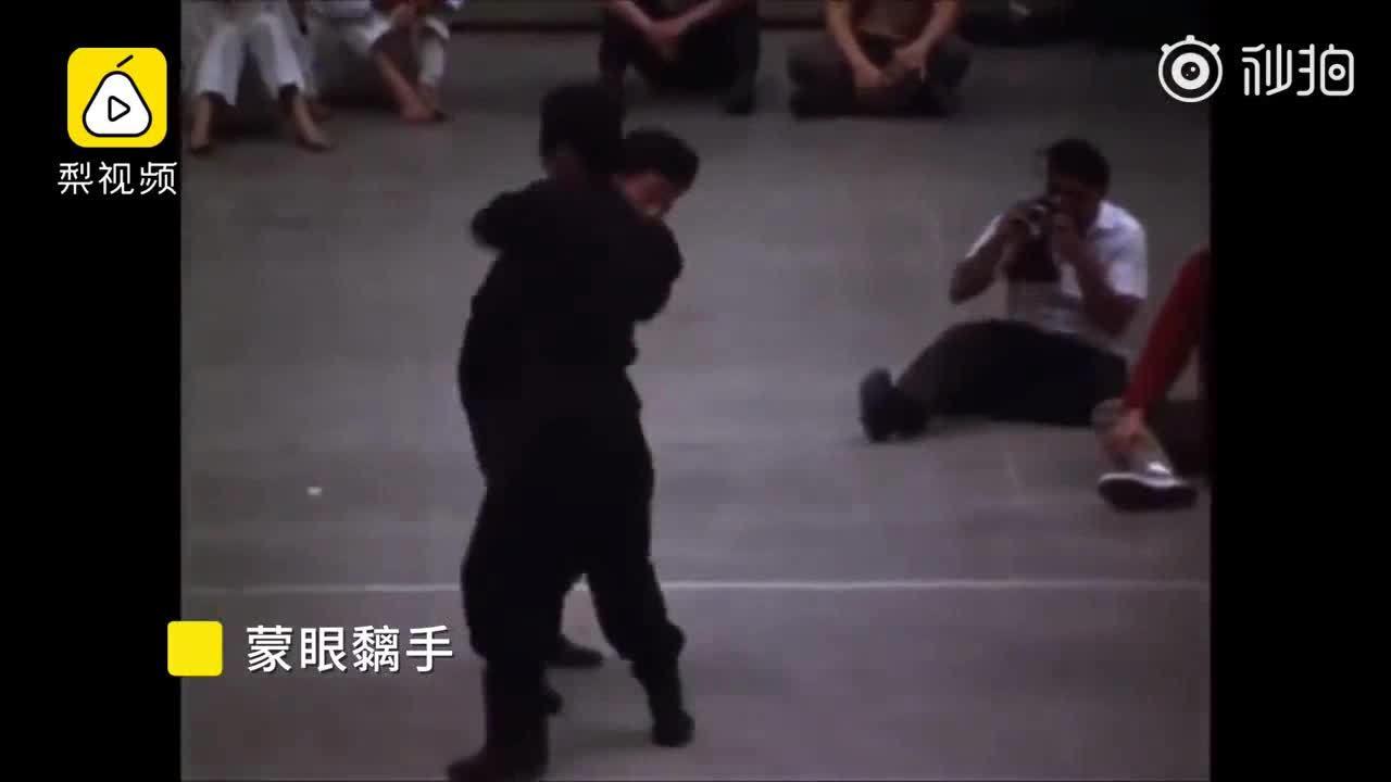 Lý Tiểu Long biểu diễn võ thuật năm 1967
