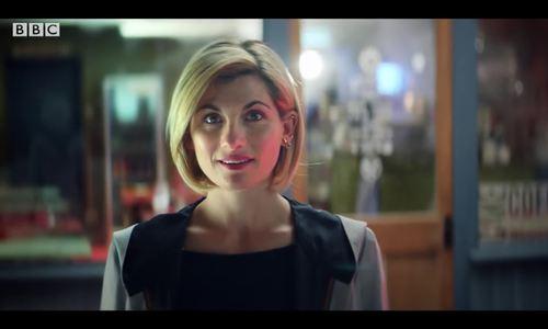 Jodie Whittaker hóa thân Doctor nữ đầu tiên trong lịch sử series Doctor Who