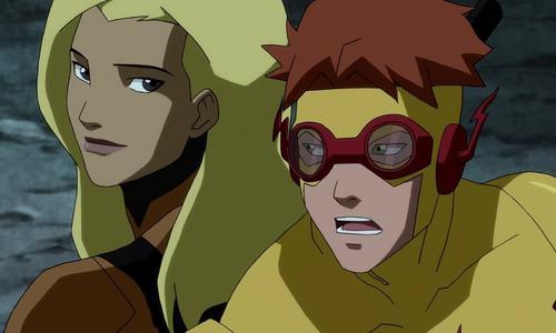 Young Justice: Outsiders kể về dàn người hùng trẻ tuổi của DC