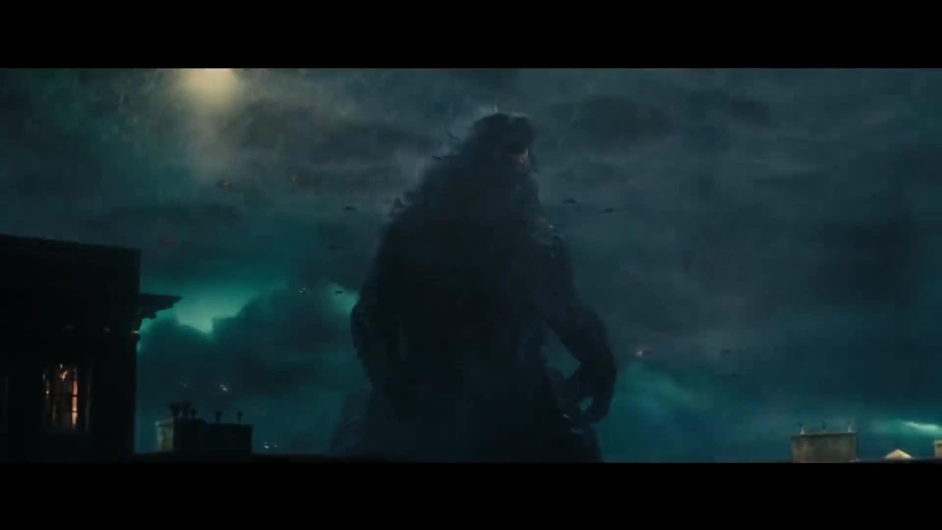 Trailer Godzilla: King of the Monsters giới thiệu vũ trụ quái vật