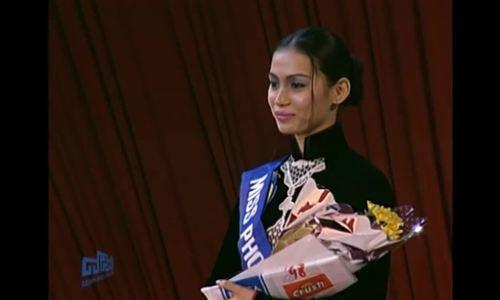 Ngọc Khánh đăng quang hoa hậu năm 1998