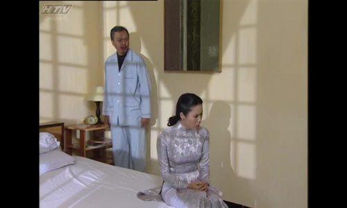 Thanh Hoàng diễn cảnh nội tâm trong Blouse trắng