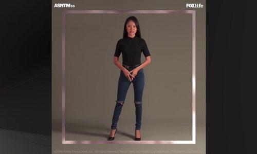 Rima Thanh Vy giới thiệu ở Asia's Next Top Model