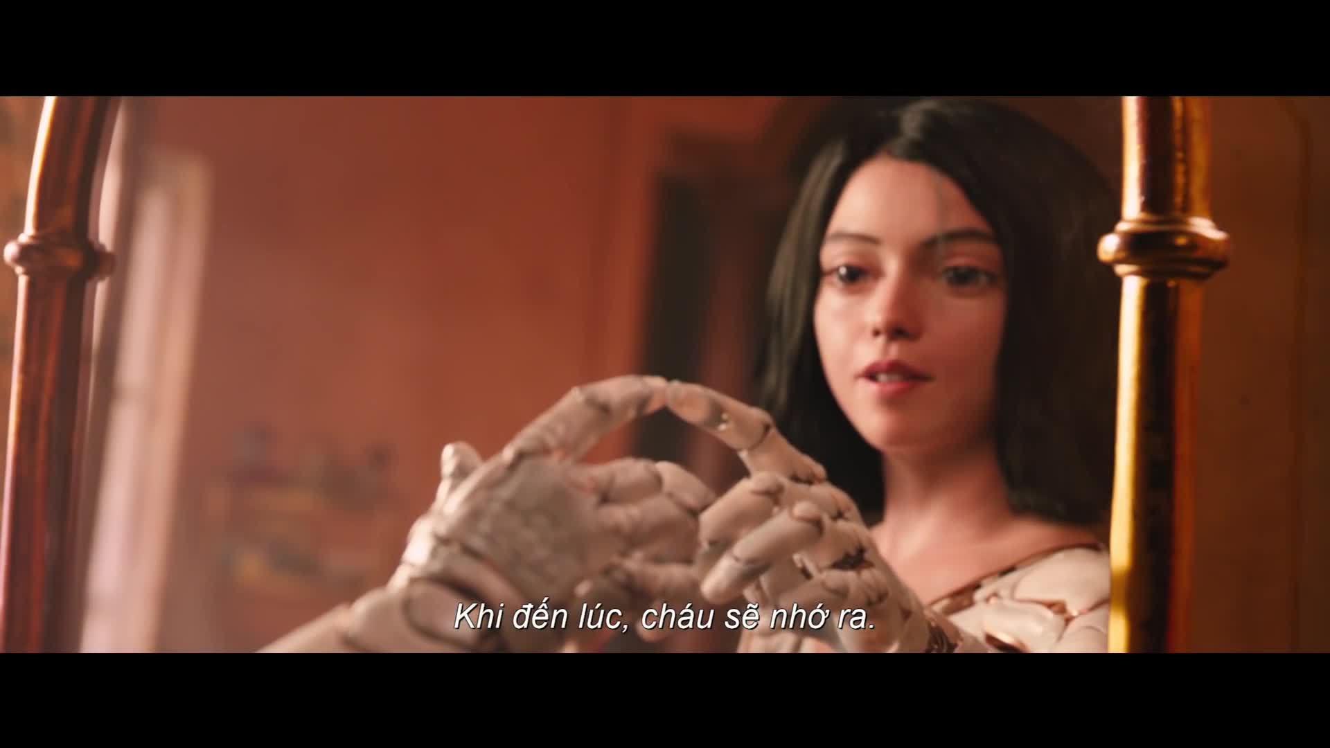 Trailer Alita Battle Angel