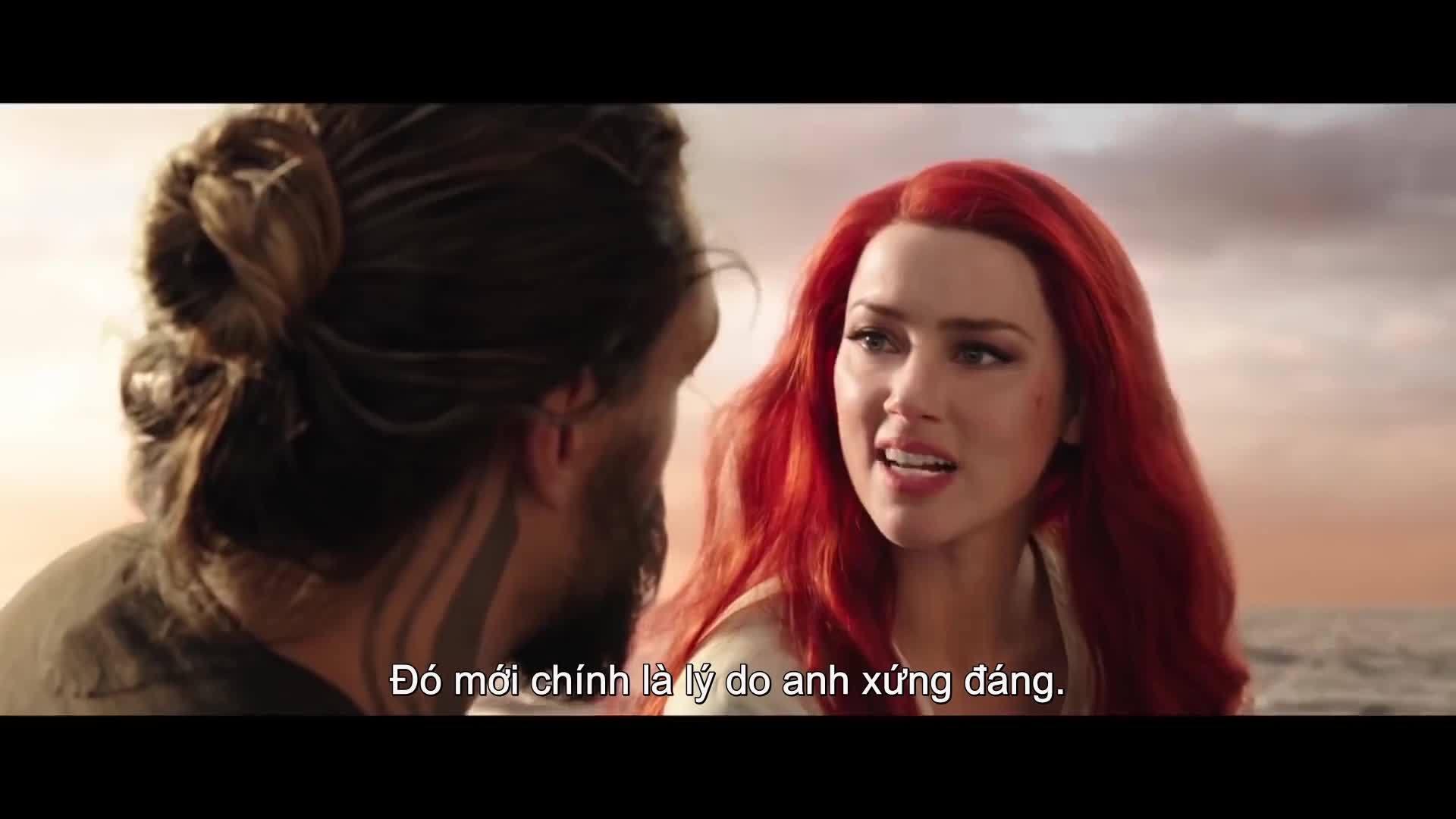 Trailer Aquaman (sub Việt)