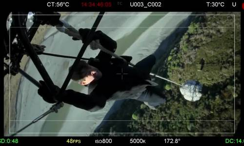 "Video hậu trường ""Mission: Impossible 6"""