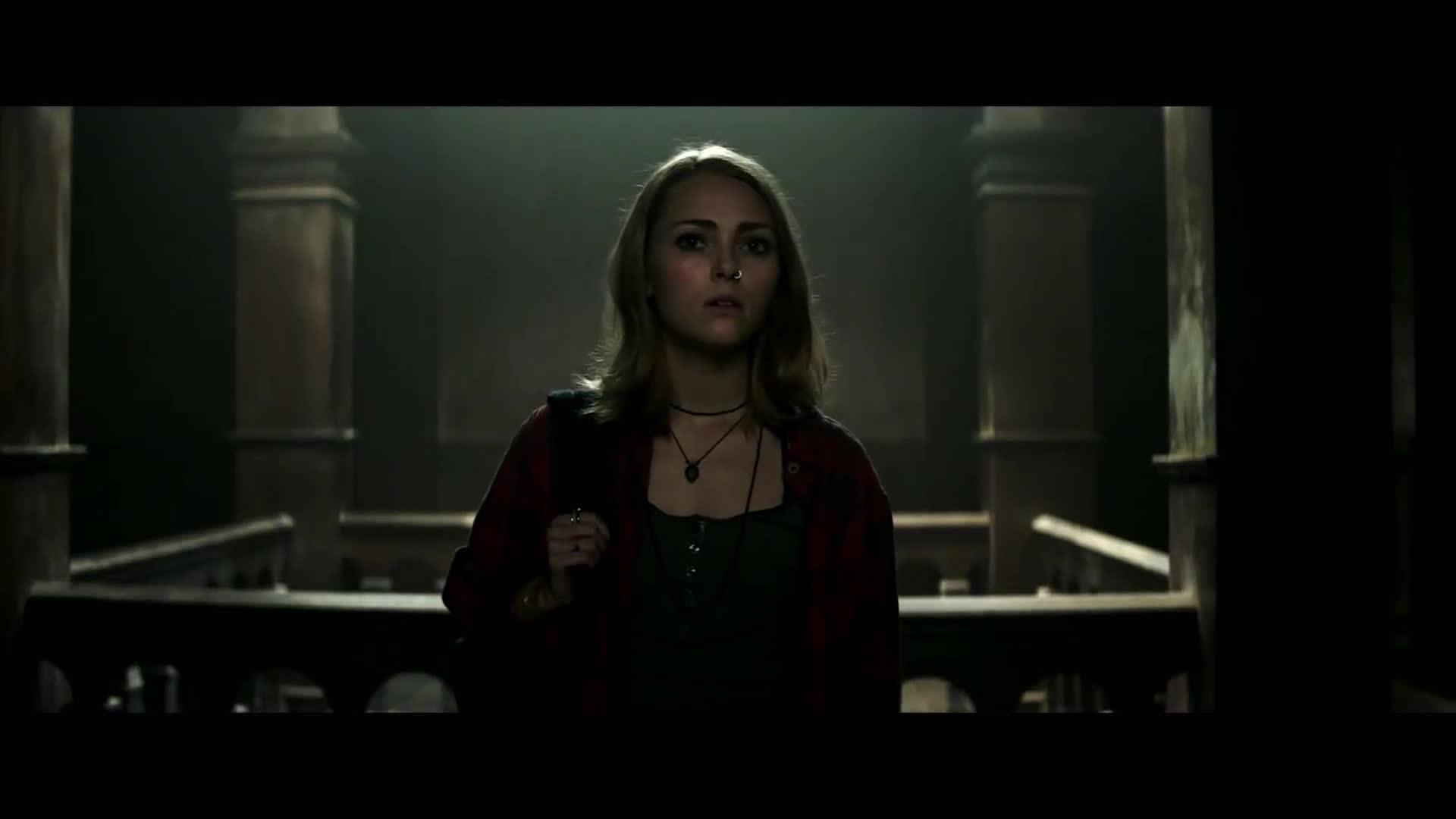Trailer Down a Dark Hall (Hành lang bí ẩn)