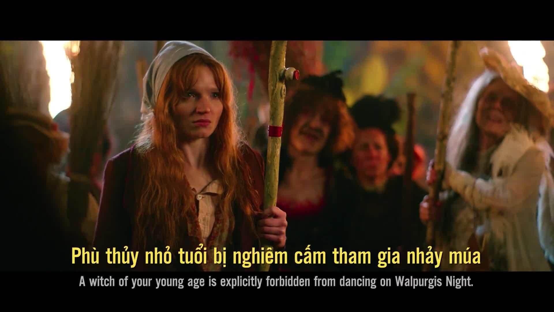Trailer The Little Witch (Cô phù thủy nhỏ)