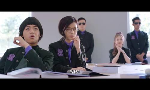 Trailer Trường học bá vương