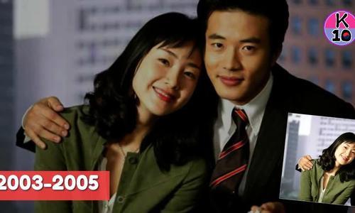 Vẻ điển trai của Kwon Sang Woo qua 17 năm