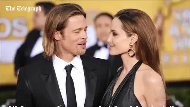 Những con số quanh cuộc hôn nhân của Jolie-Pitt