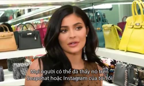 Tủ hàng hiệu của triệu phú nhà Kardashian