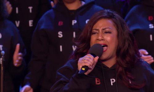 Tiết mục của nhóm B Positive Choir ở Britain's Got Talent