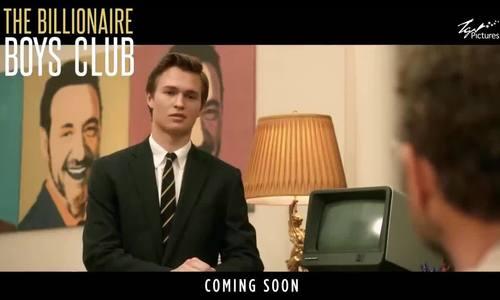 Trailer phim 'Billionaire Boys Club'