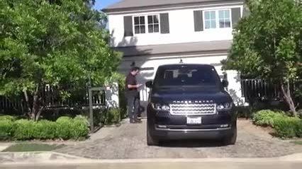 Jennifer Garner tới nhà Ben Affleck
