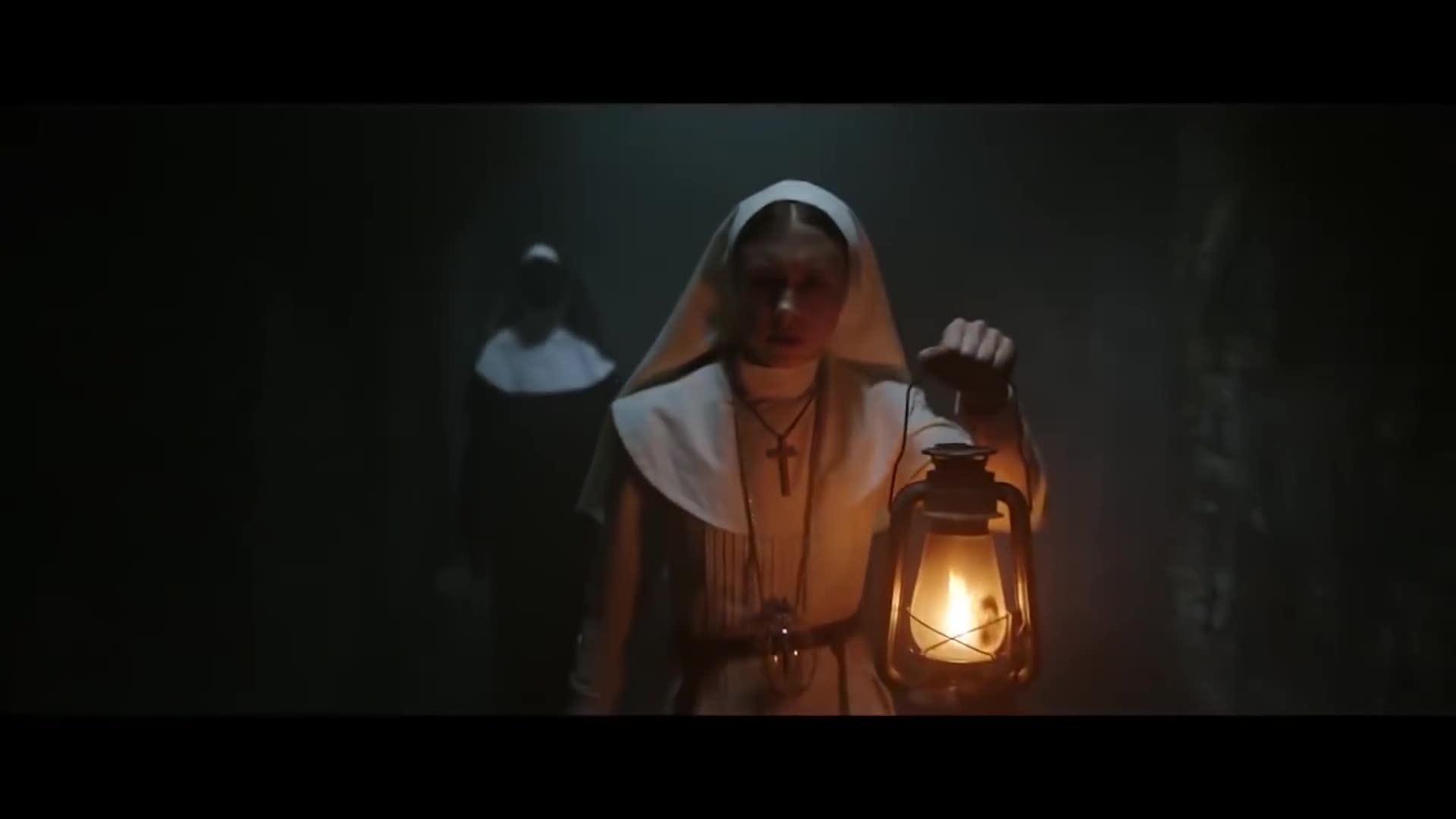 The Nun kể tiếp câu chuyện của Vũ trụ kinh dị Conjuring