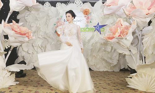 Bộ sưu tập váy cưới của NTK Vĩnh Thụy