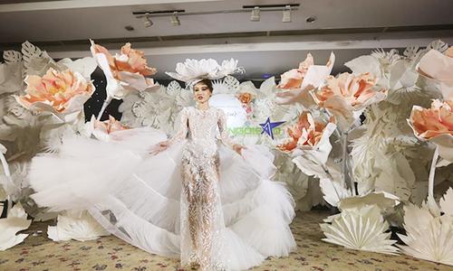 Bộ sưu tập váy cưới NTK Phan Quốc An