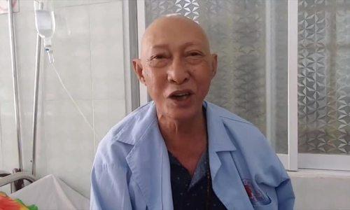 Lê Bình: 'Tôi bị bệnh vẫn đóng phim vì trách nhiệm với công việc'