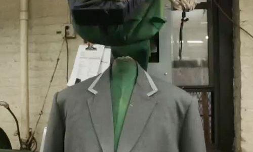 Quá trình làm ra bộ suit cho Tổng thống Mỹ