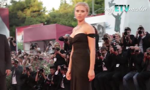 Scarlett Johansson Venice 2013