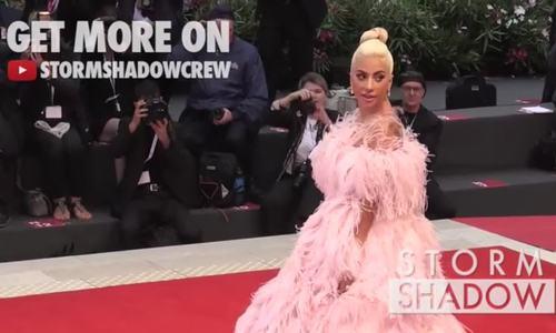 Lady Gaga LHP Venice 2018