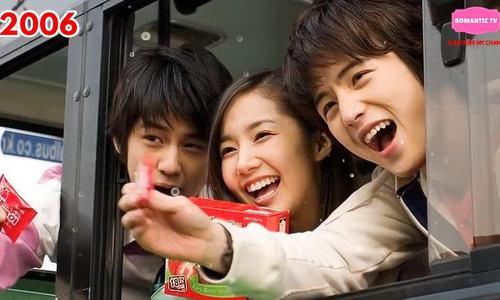 """Hành trình 13 năm """"ăn cơm nghệ thuật"""" của Park Min Young"""