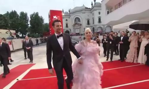 Lady Gaga thảm đỏ Venice 2018