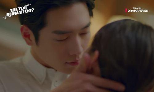 """Seo Kang Joon trong phim """"Are you human?"""""""