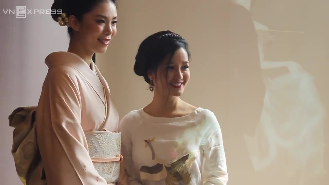 Hoa hậu Riyo Mori đồng hành trong đêm nhạc dành cho phái đẹp