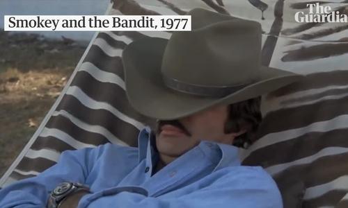 Những vai diễn đáng nhớ của Burt Reynolds
